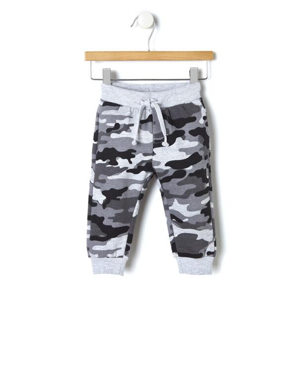 Pantalone in felpa camouflage - Prénatal