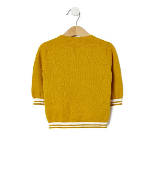 Cardigan tricot con bottoni - Prénatal
