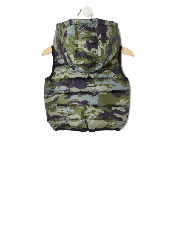 Gilet basico camouflage - Prénatal
