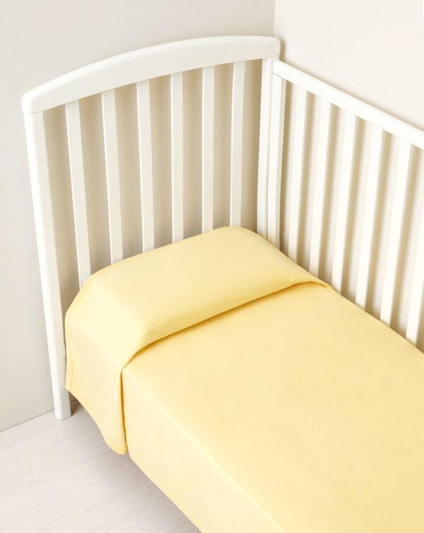 Coperta letto coperta gialla - Prénatal