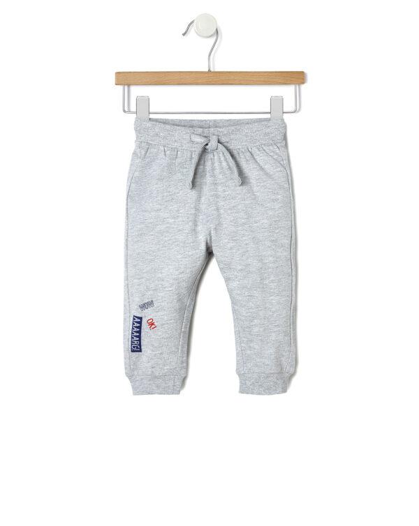 Pantalone in felpa con coulisse - Prénatal