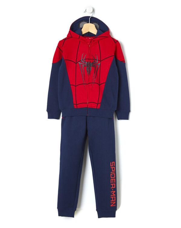 Tuta in felpa Spiderman - Prénatal