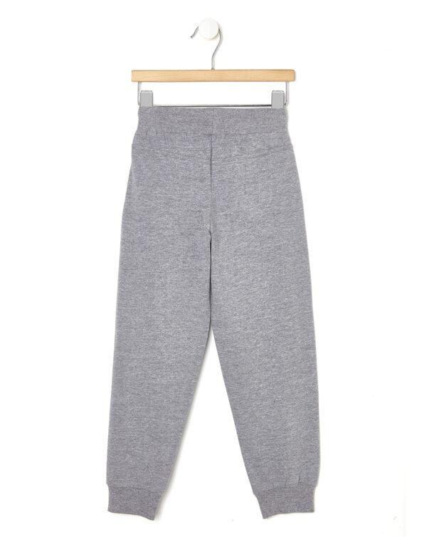 Pantaloni in felpa grigio chiaro mélange - Prénatal
