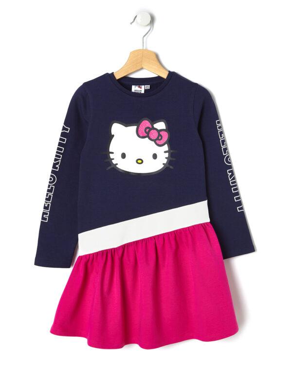 Abito in felpa con stampa Hello Kitty - Prénatal