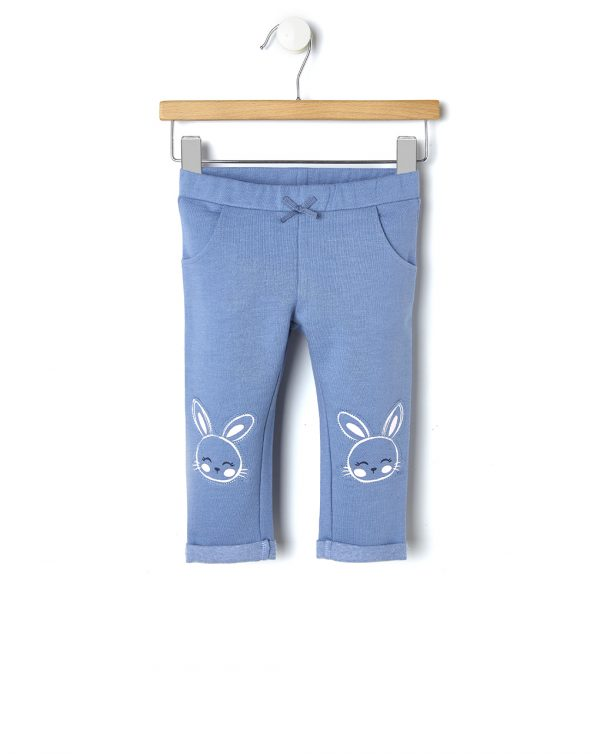 Pantalone in felpa con toppe - Prénatal