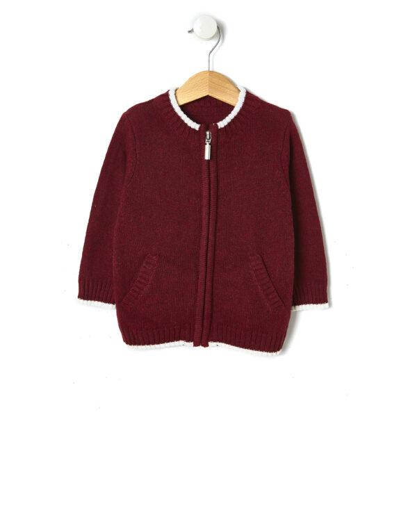 Cardigan tricot basico - Prénatal