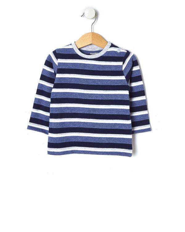T-shirt in jersey rigato - Prénatal