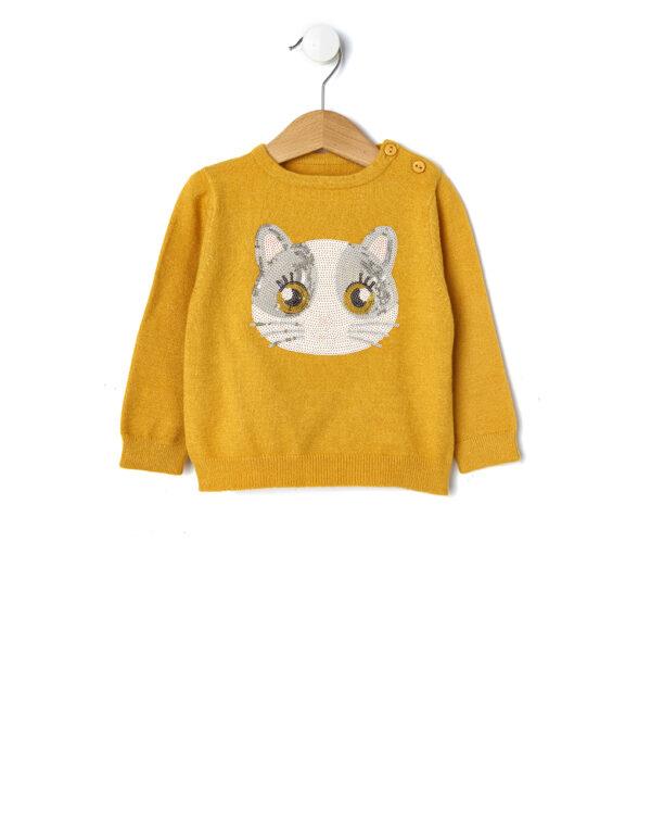 Maglia in tricot con paillettes - Prénatal
