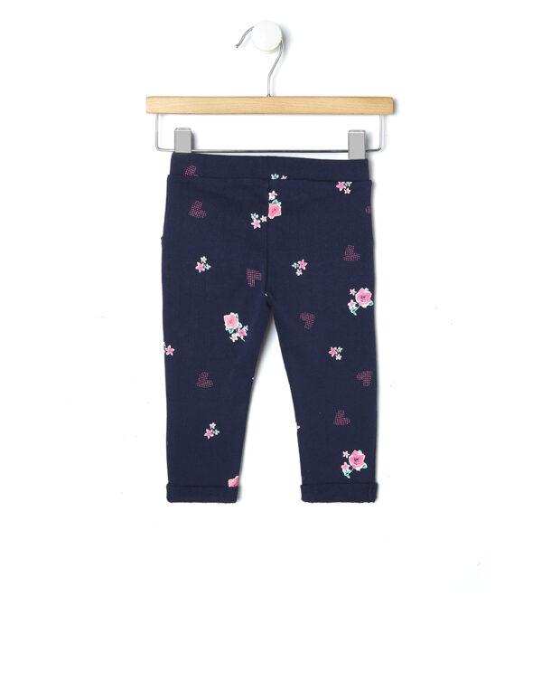 Pantalone in felpa con stampa all-over - Prénatal