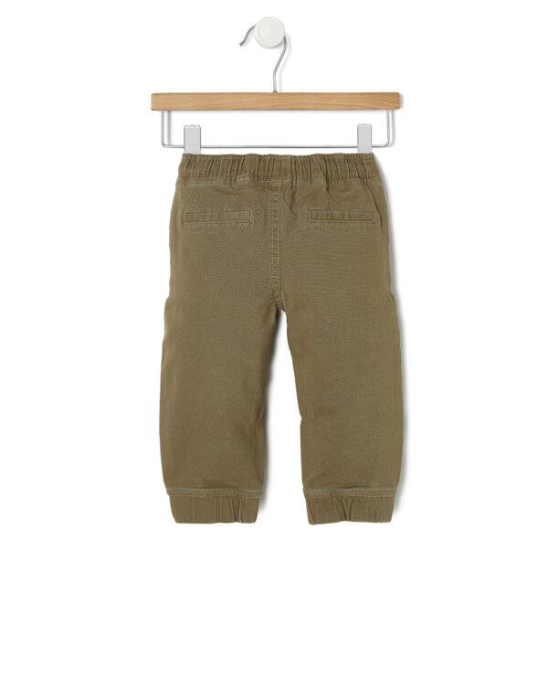 Pantalone in twill - Prénatal