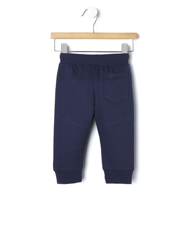 Pantalone basico in fellpa - Prénatal