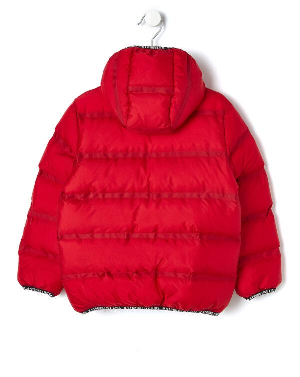 Piumino imbottito rosso - Prénatal