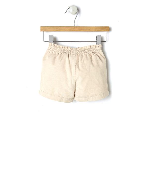 Short in velluto con ricami - Prénatal