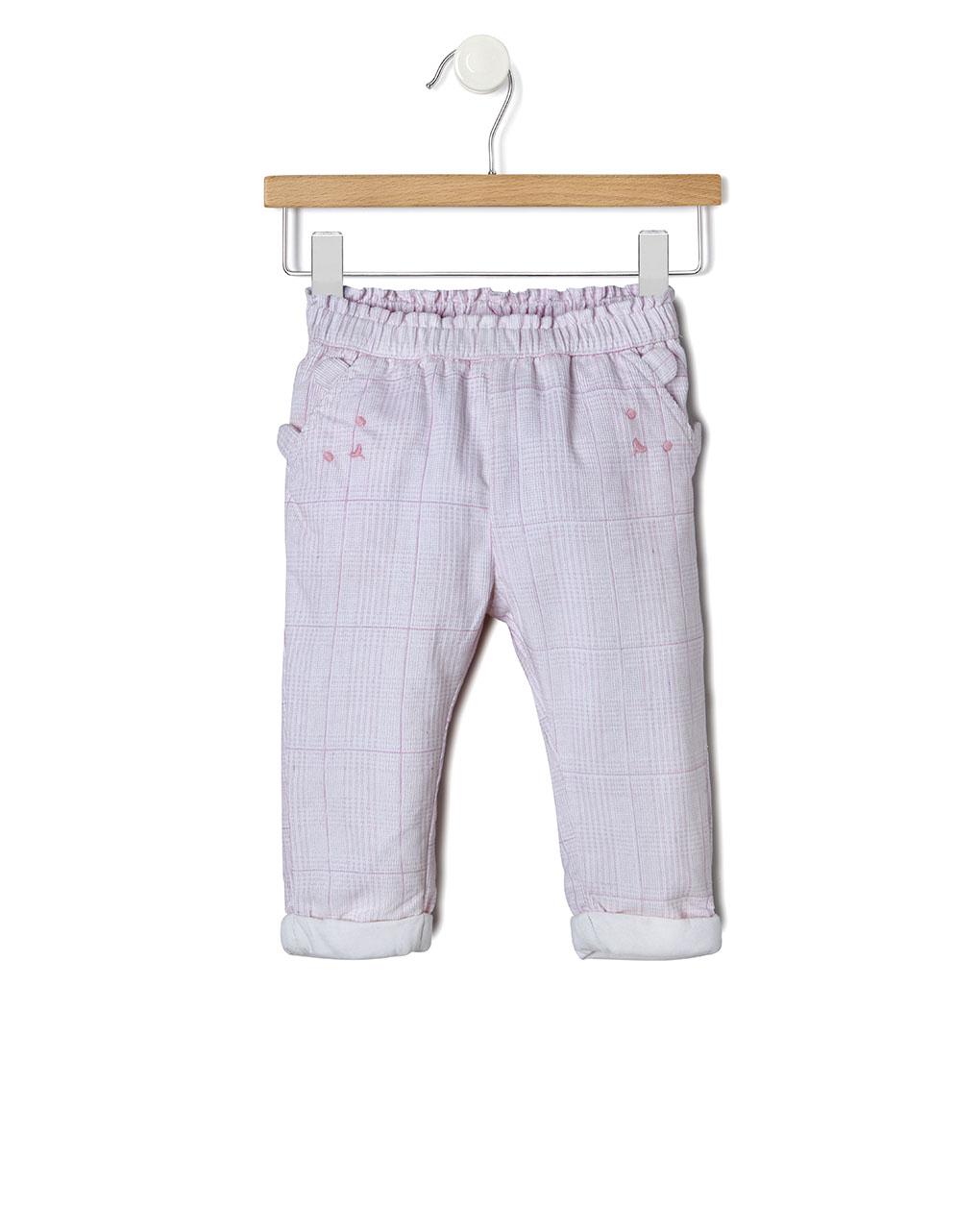 Pantalone in velluto foderato - Prénatal