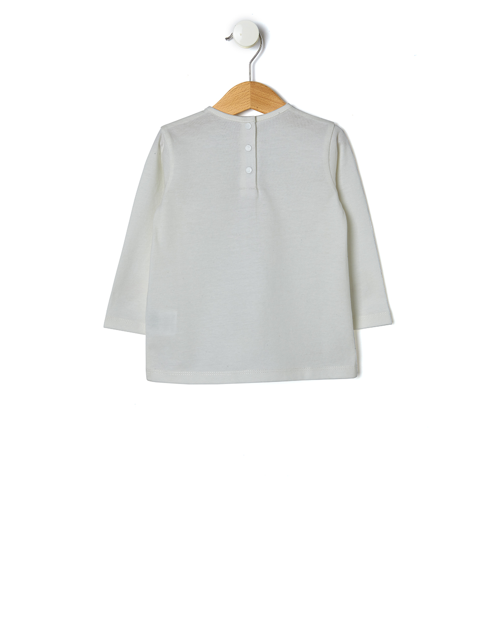 T-shirt in jersey con stampa bimba - Prénatal