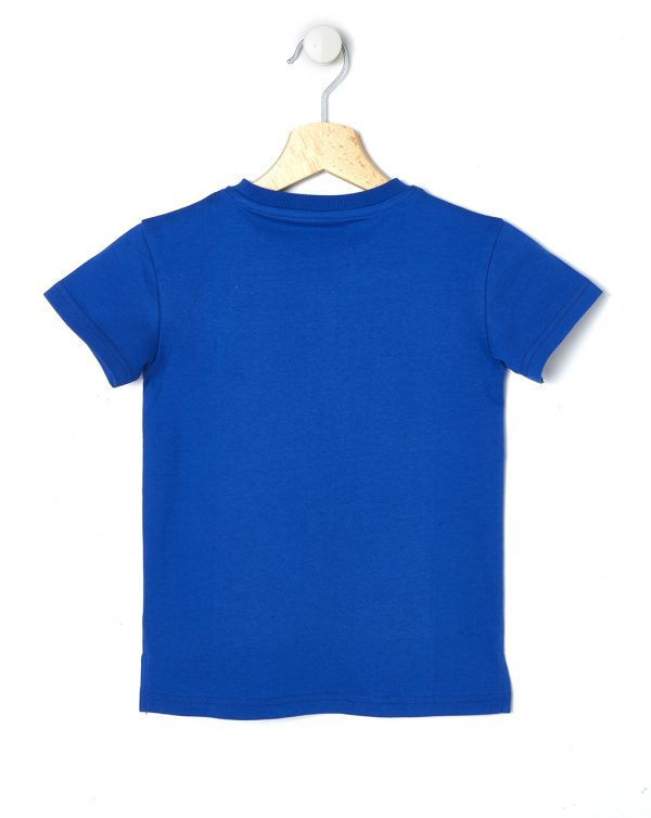 T-shirt mezza manica con stampa gommata - Prénatal