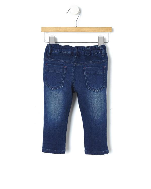 Pantalone denim scuro - Prénatal