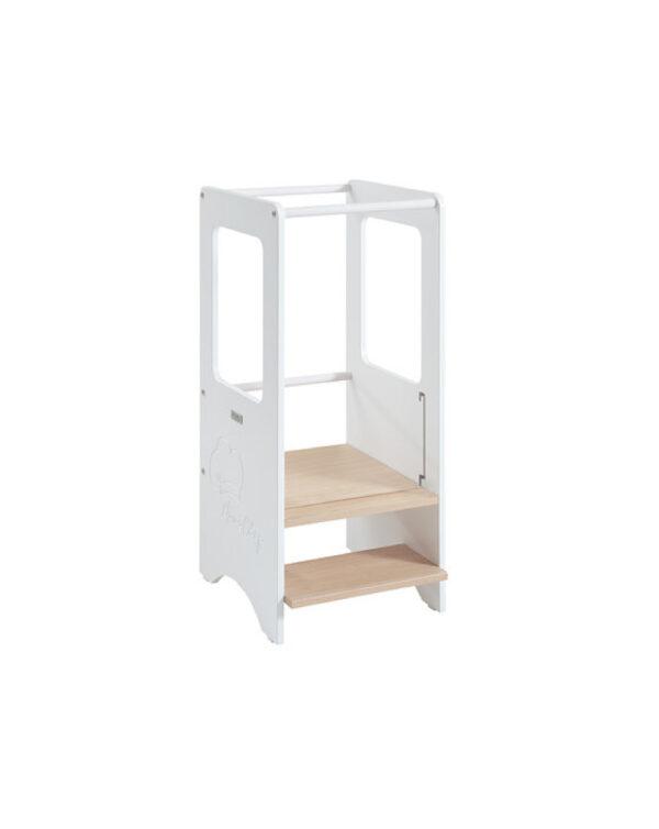Torre di apprendimento Minichef naturale/bianco - Micuna