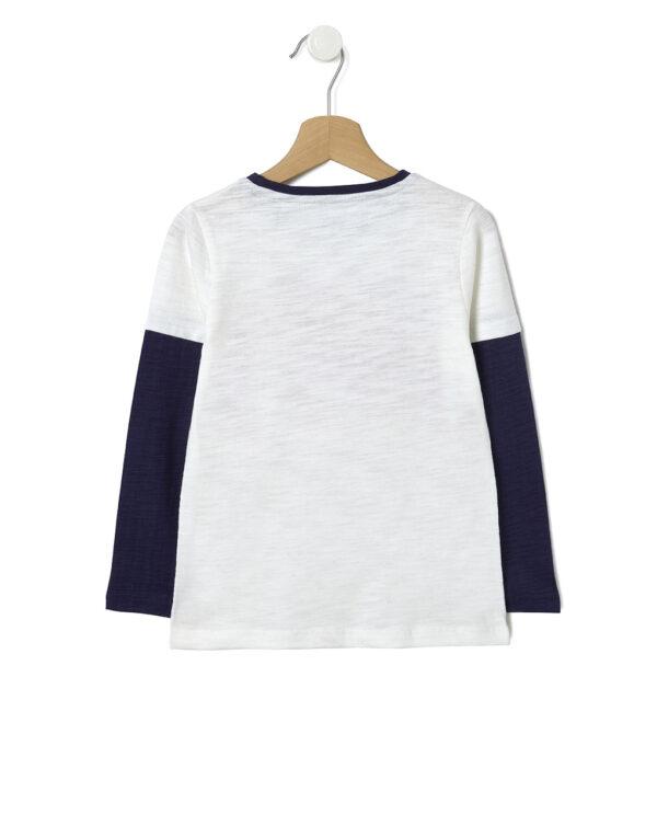 T-shirt con patch e stampe - Prénatal