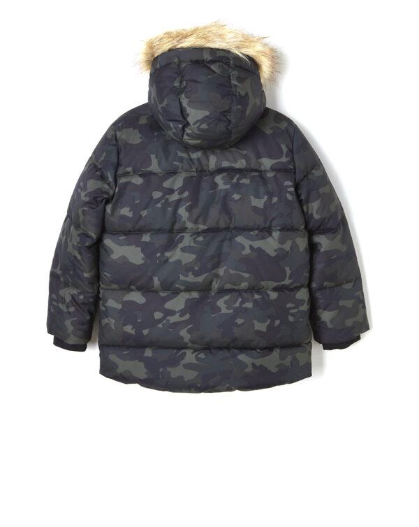 Giubbino camouflage con cappuccio - Prénatal