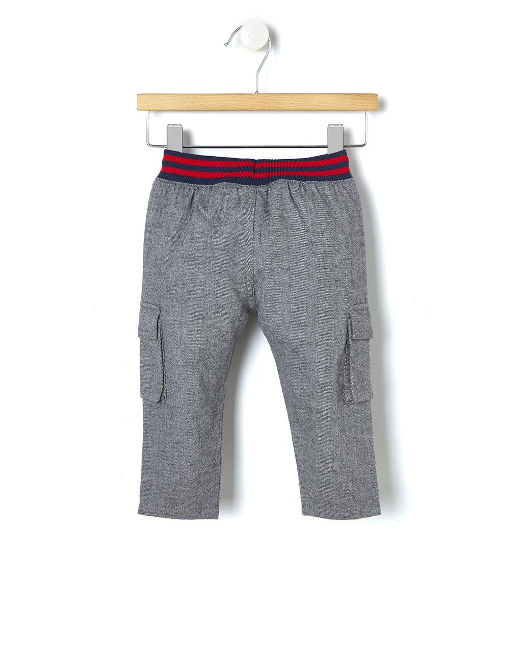 Pantaloni con tasche laterali - Prénatal