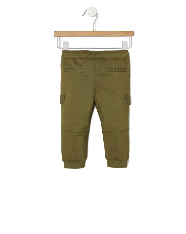 Pantalone in twill foderato - Prénatal