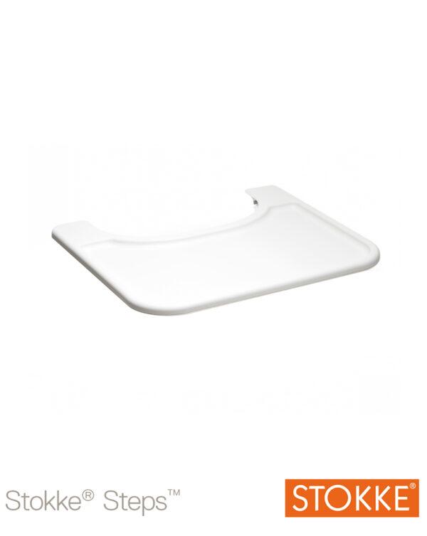 Vassoio Stokke® Steps™ – White - Stokke