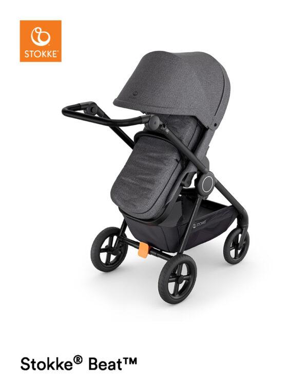 Sacco Softbag per passeggino Stokke® Black Melange - Stokke