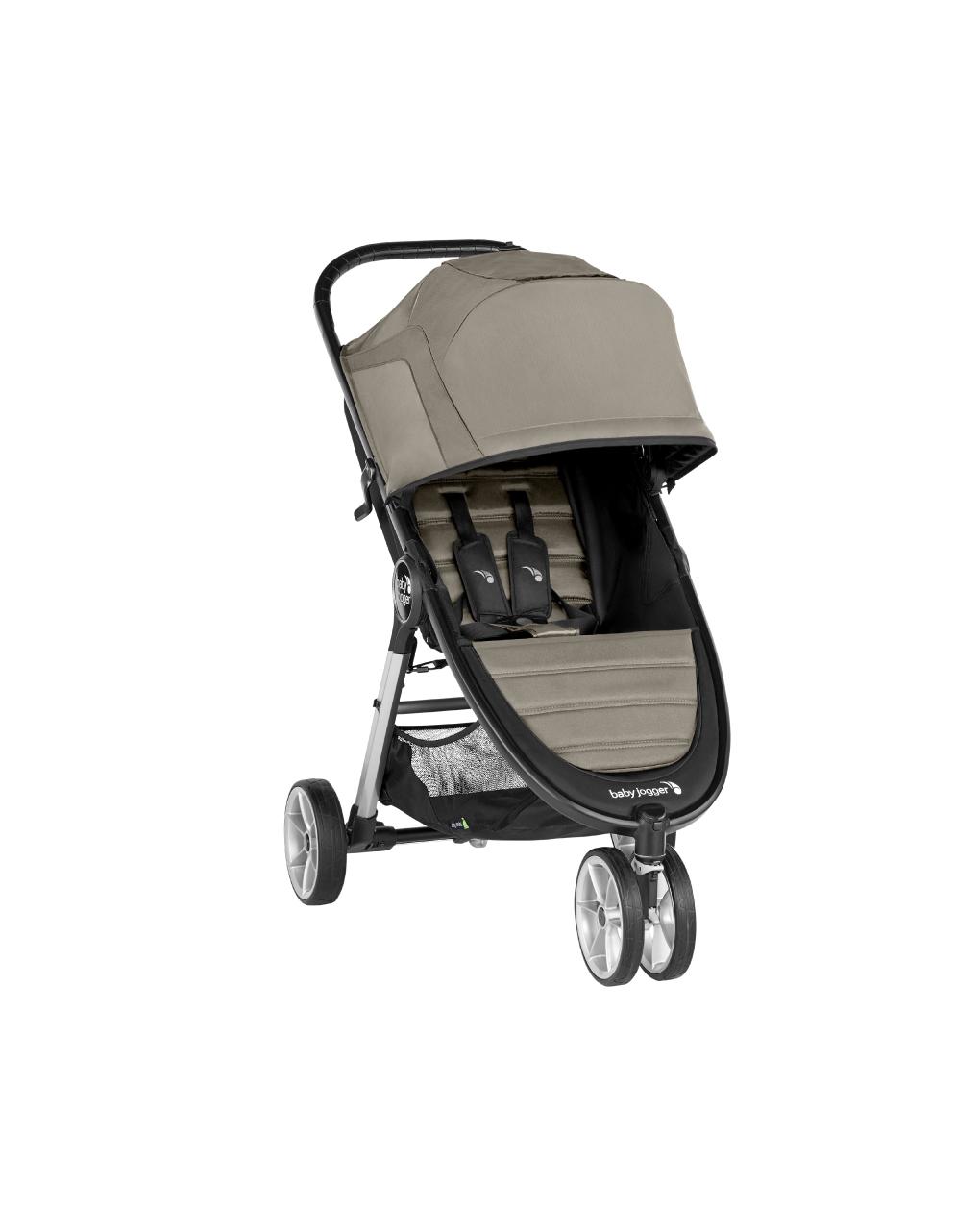 City mini2 3 ruote - sepia - Baby Jogger