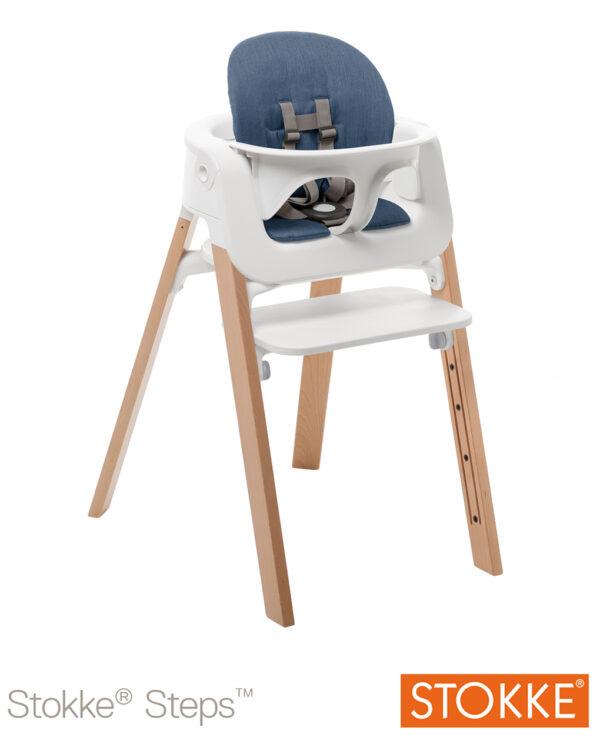 Stokke® Steps™ Cuscino per Baby Set – Blue - Stokke