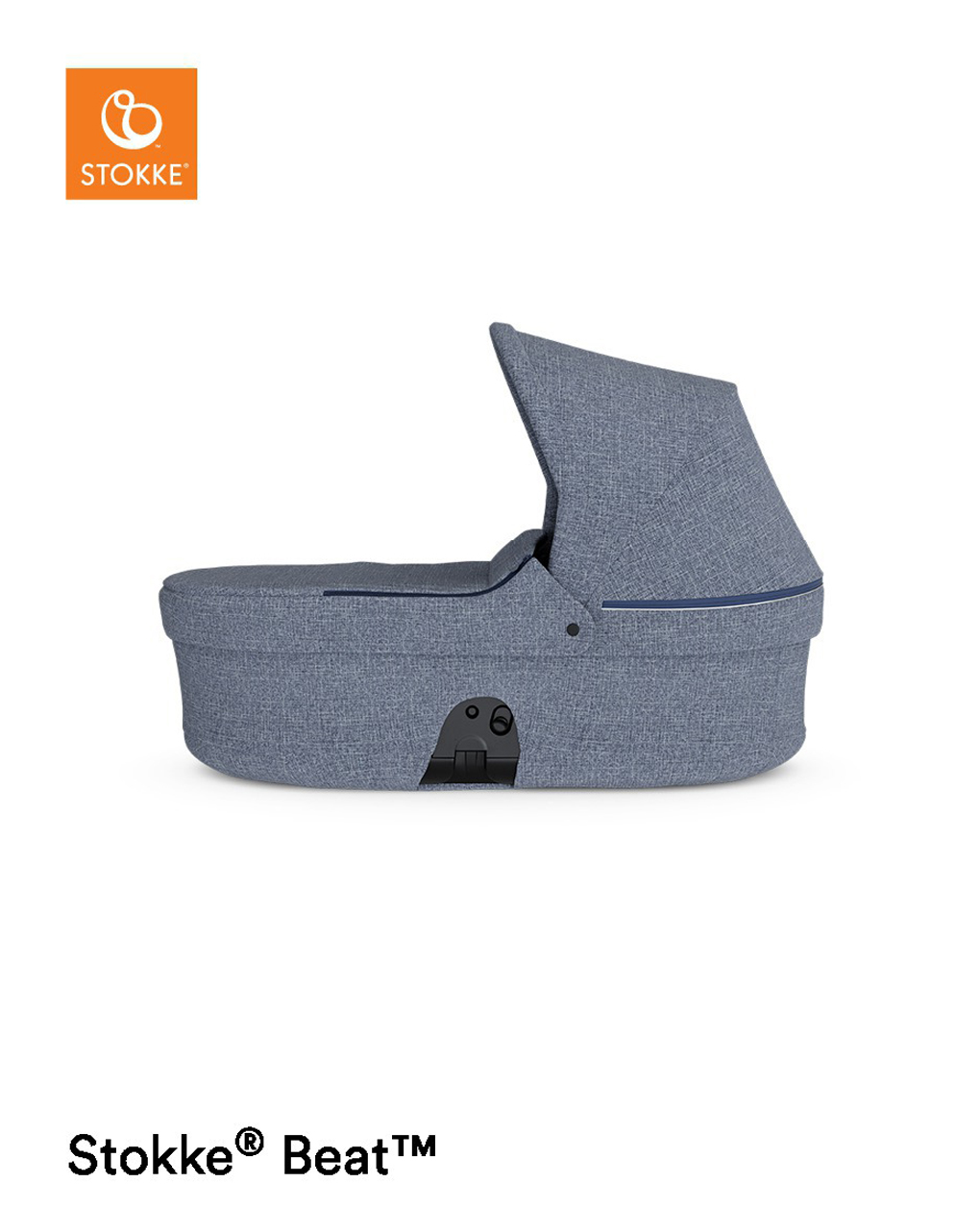 Navetta stokke® beat™ blue melange - Stokke