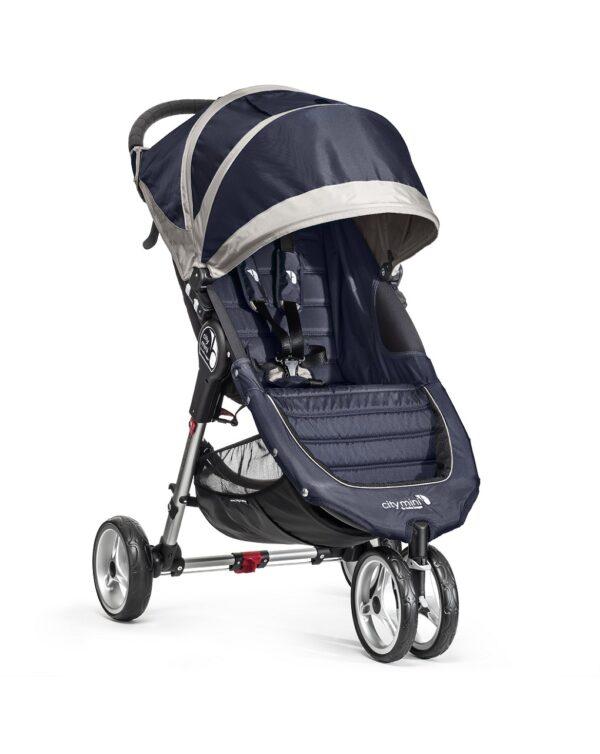 City Mini 3 ruote - Navy blue gray - Baby Jogger