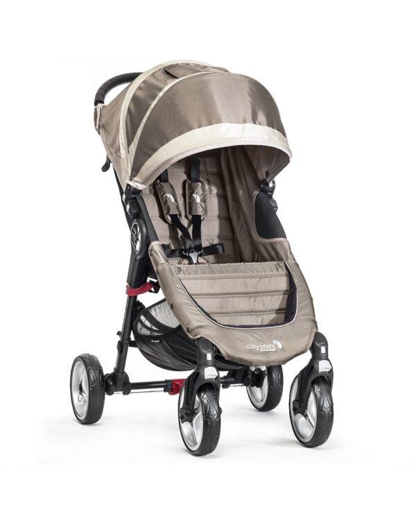 City Mini 4 ruote - Sand Stone - Baby Jogger