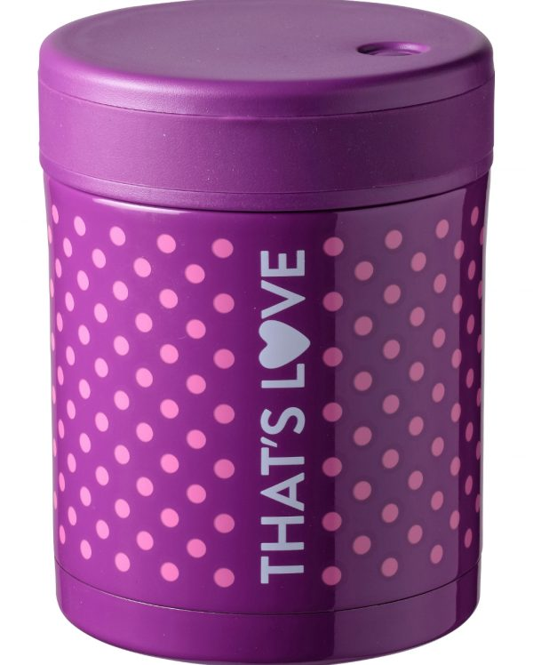 Thermos in acciaio per la pappa 1l - That's Love