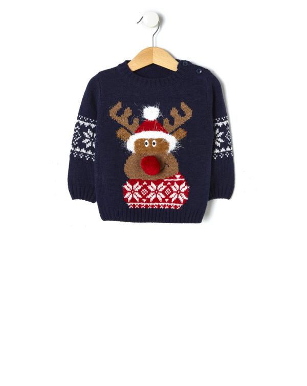 Maglia tricot natalizia - Prénatal