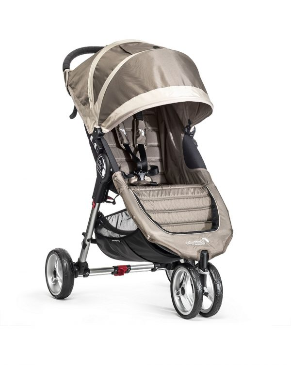 City Mini 3 ruote - Sand stone - Baby Jogger