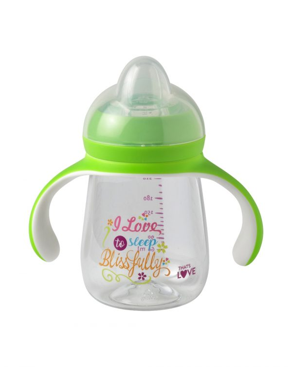 Tazza con beccuccio in silicone 260ml 6m+ - That's Love