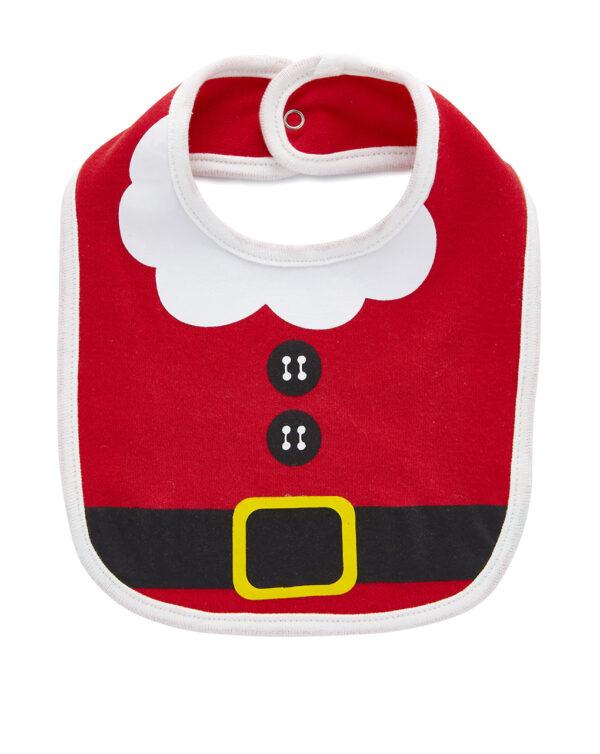 Bavaglino Babbo Natale - Prénatal