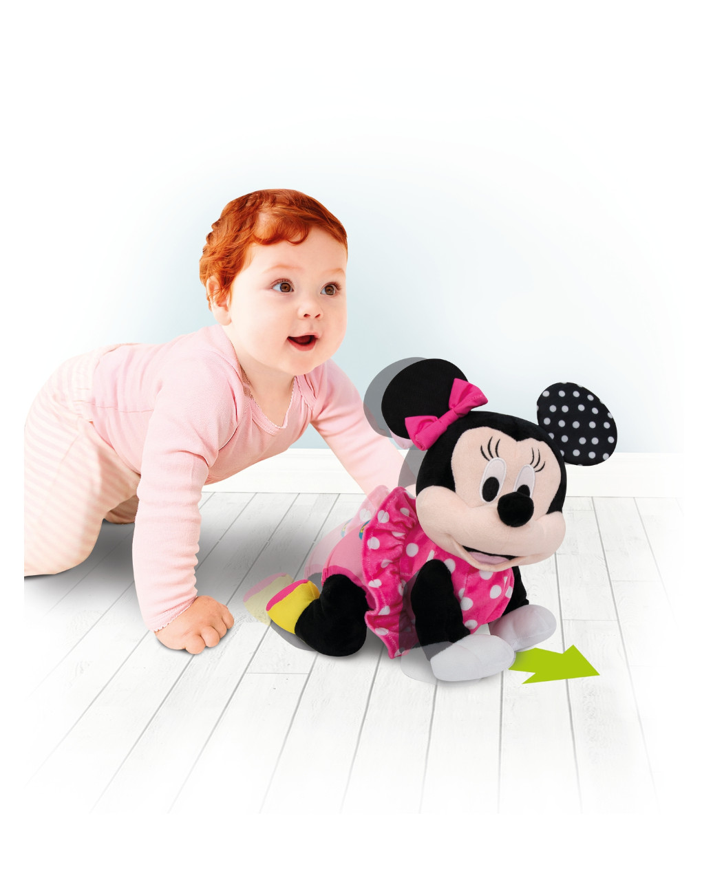 Disney baby - baby minnie gattona con me - Disney