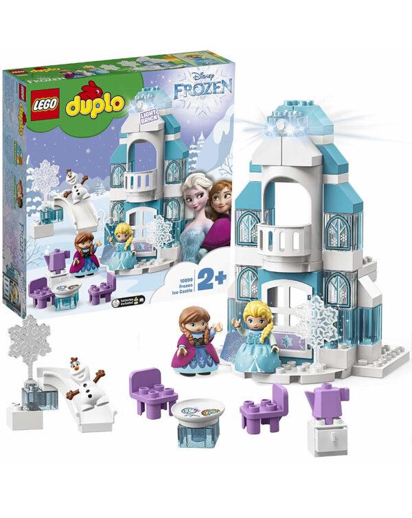 LEGO® DUPLO® Il castello di ghiaccio di Frozen (24m+) - Lego