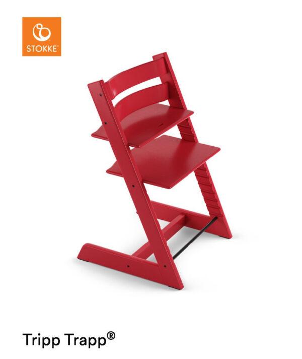 Tripp Trapp® - rosso - Stokke