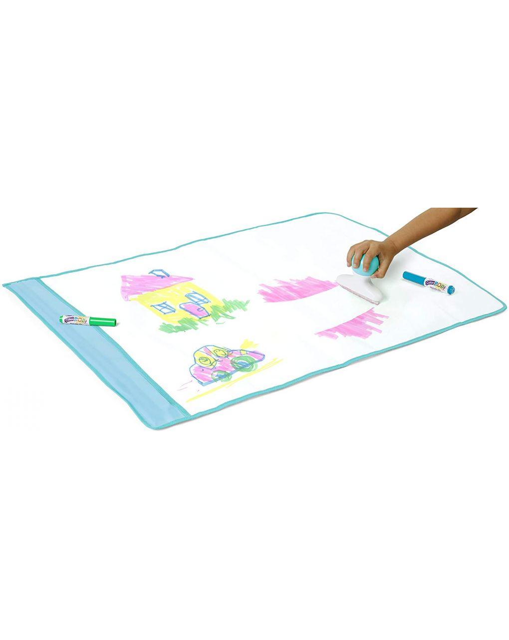 Crayola - tappetone colora&ricolora - Crayola