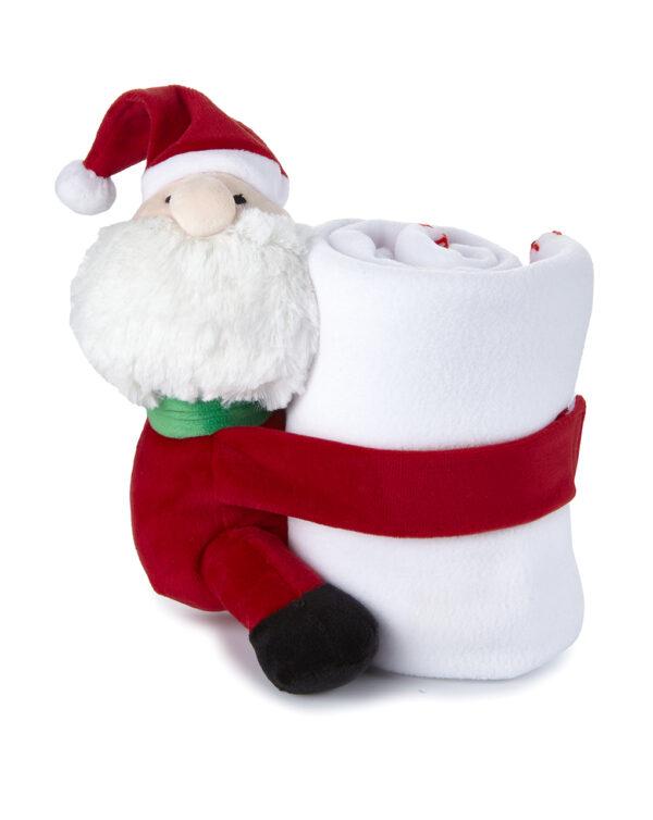 Copertina culla con Babbo Natale - Prénatal