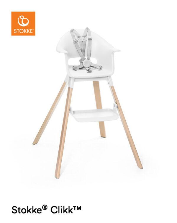 Seggiolone Stokke® Clikk™ - white - Stokke