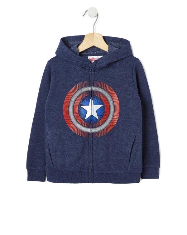 Cardigan in felpa Captain America - Prénatal