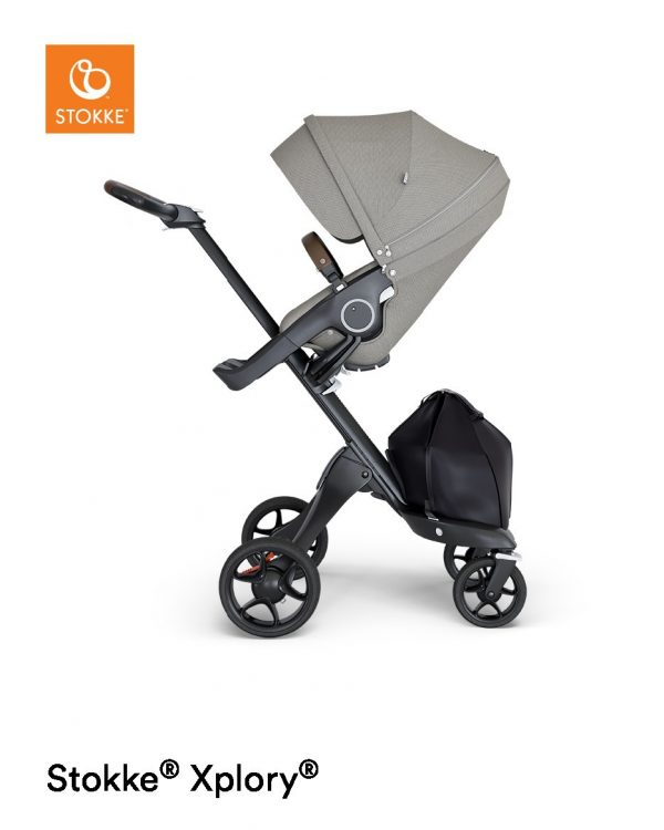 Stokke® Xplory® 6 brushed grey - Stokke