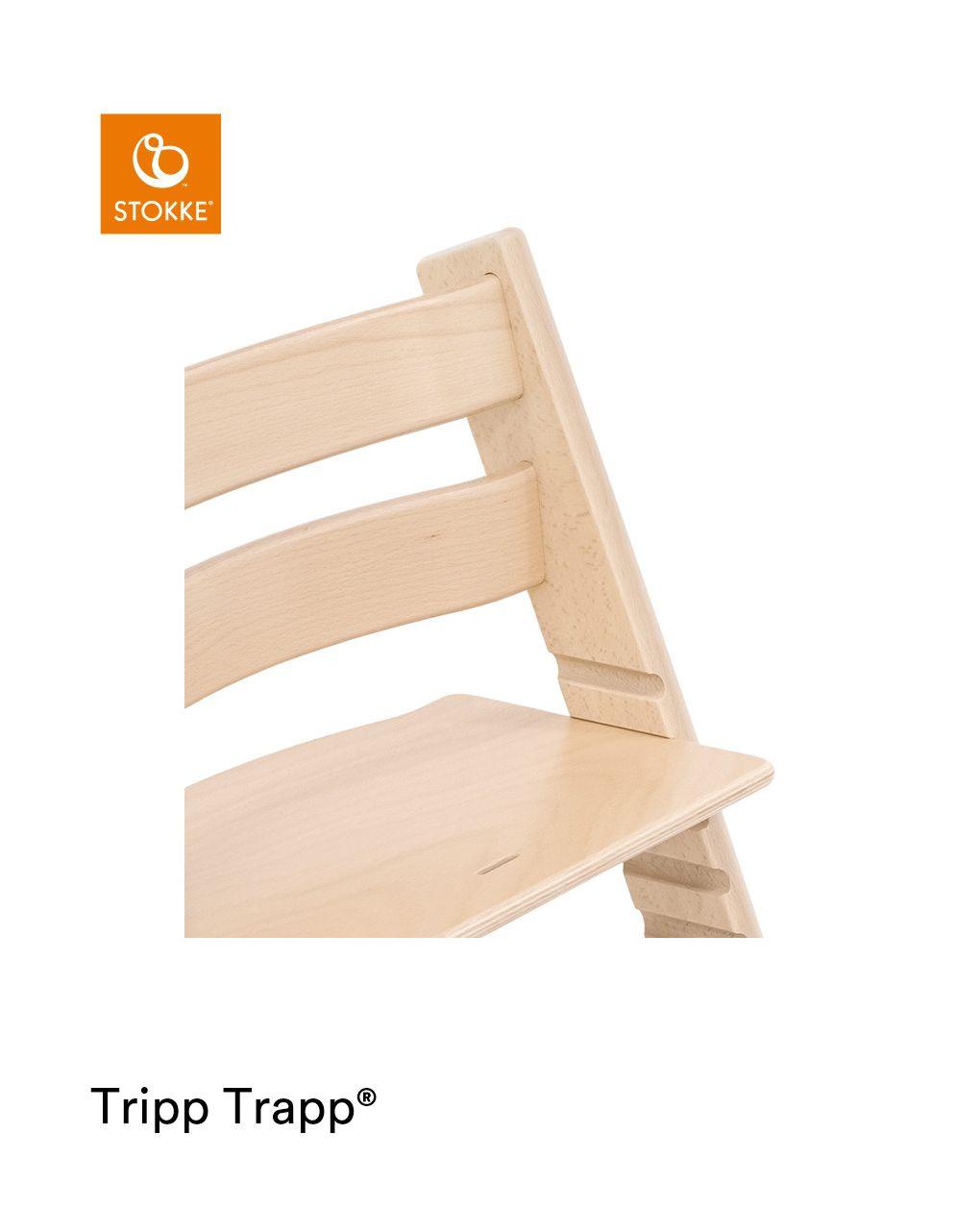 Tripp trapp® - naturale - Stokke