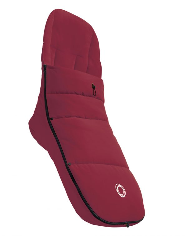 Bugaboo sacco a pelo – rosso rubino - Bugaboo