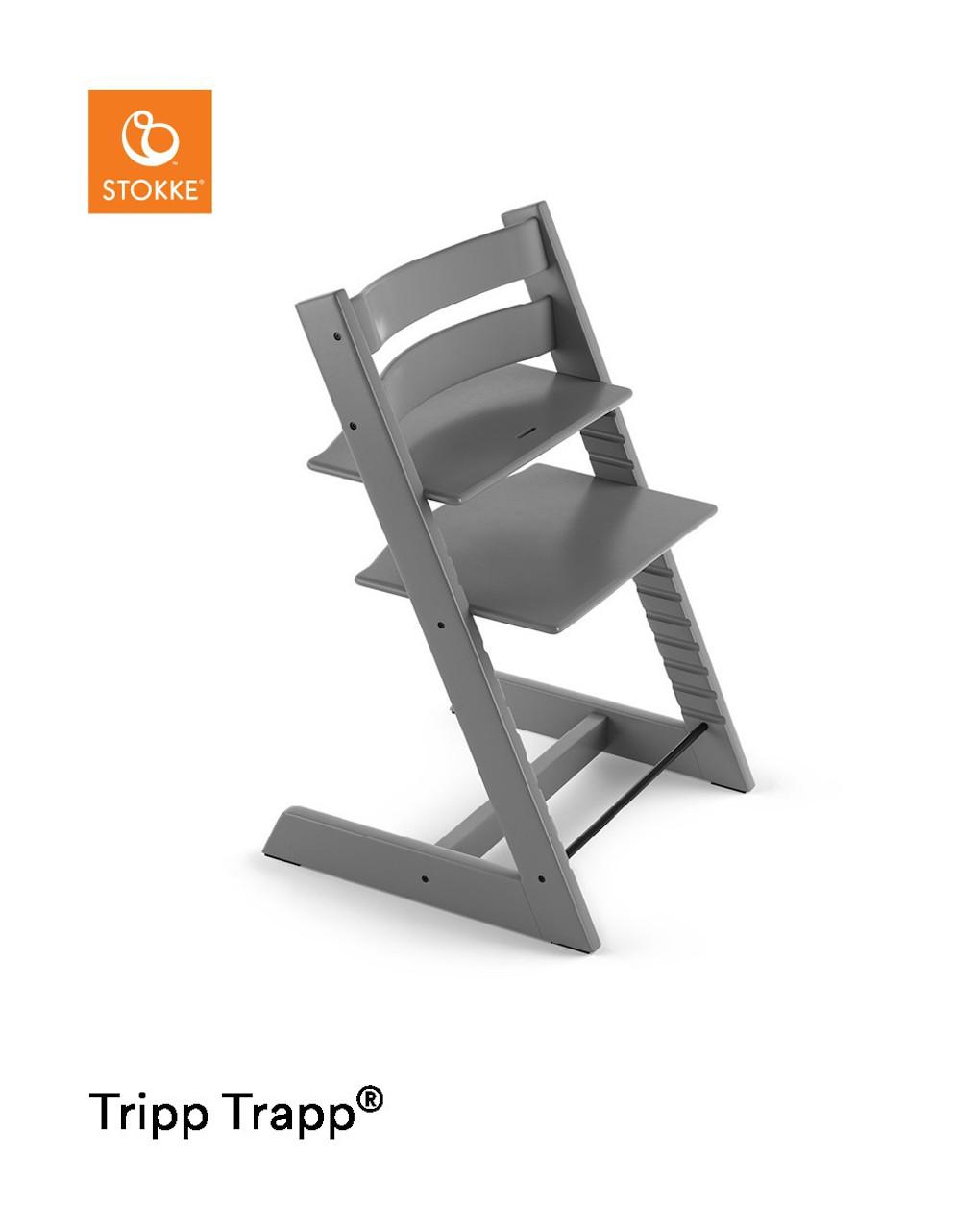 Tripp trapp® - storm grey - Stokke