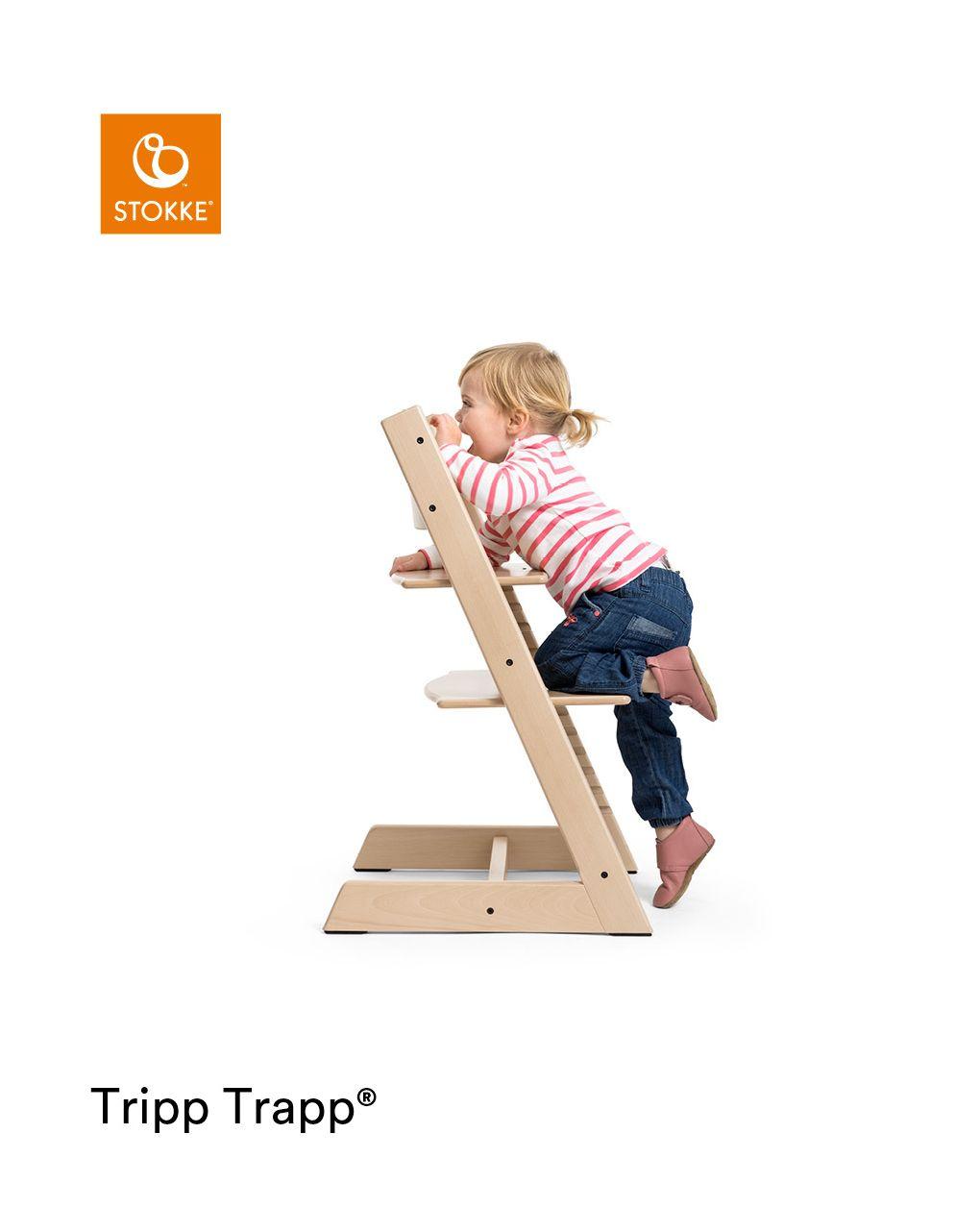 Tripp trapp® - sbiancato - Stokke